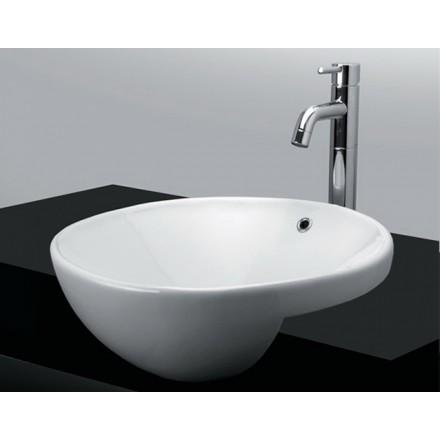 Chậu rửa lavabo bán âm bàn TOTO LT533R