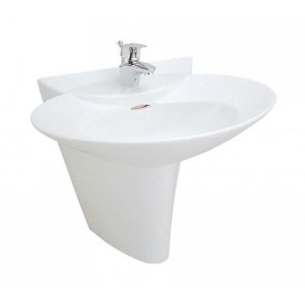 Chậu rửa lavabo chân dài TOTO LHT908C