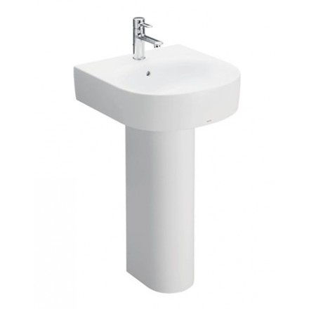 Chậu rửa lavabo chân dài TOTO LPT766C