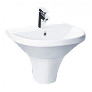 Chậu rửa lavabo chân lửng TOTO LHT947CS