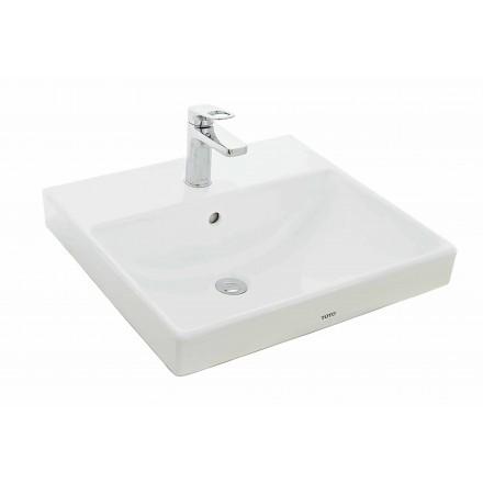 Chậu rửa lavabo đặt bàn TOTO LT710CSR