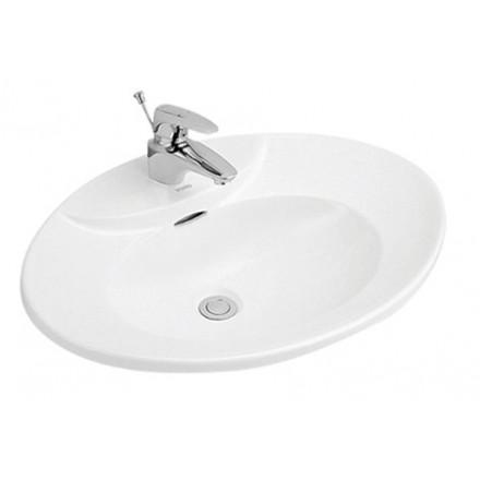 Chậu rửa lavabo đặt dương vành TOTO L909C