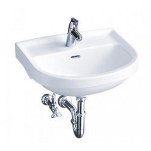 Chậu rửa lavabo treo tường TOTO LT210CTR