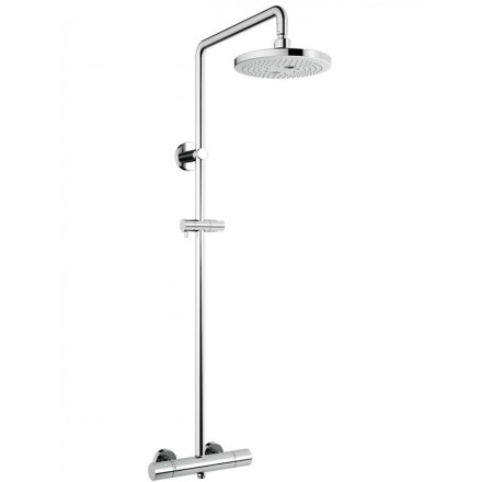 Sen cây tắm nhiệt độ bát sen tròn 2 chế độ TOTO TBW01404B