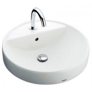 Chậu rửa lavabo đặt bàn TOTO LT700CTR