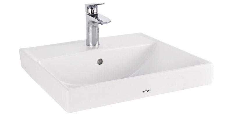 Chậu rửa lavabo Toto LT710CSR