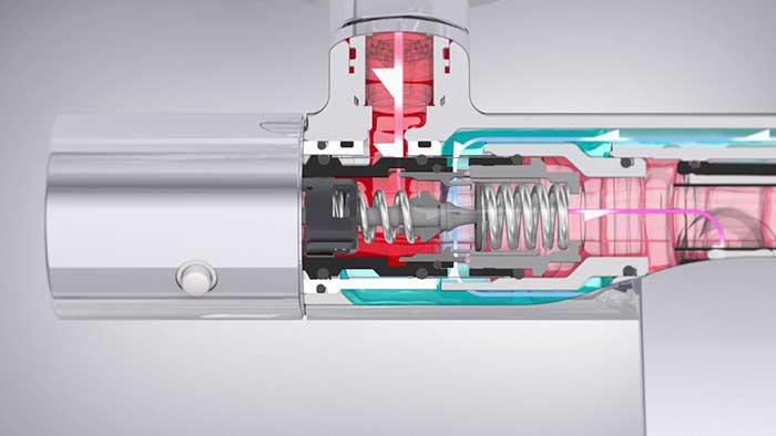 công nghệ ổn định nhiệt độ Safety Thermo