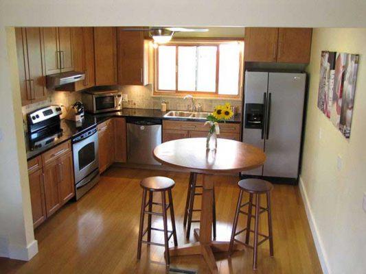 Khám phá xu hướng thiết kế phòng bếp đơn giản mà đẹp ngất ngây