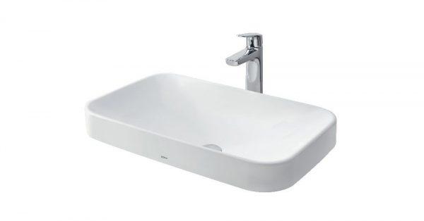 Chậu rửa lavabo đặt bàn TOTO LT5715