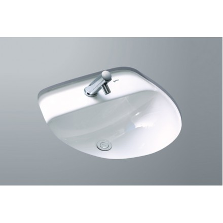 Chậu rửa lavabo đặt âm bàn INAX AL-2094V