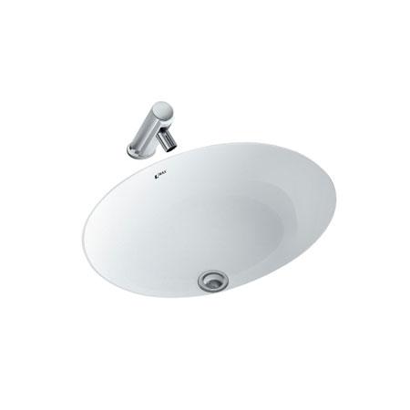 Chậu rửa lavabo đặt âm bàn INAX AL-2293V