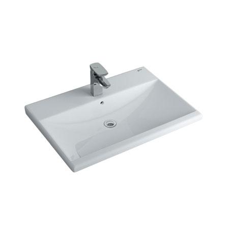 Chậu rửa lavabo đặt âm bàn INAX AL-2397V