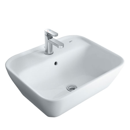 Chậu rửa lavabo đặt bàn INAX AL-296V