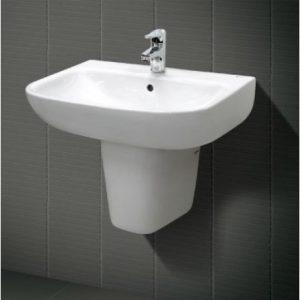 Chậu rửa lavabo treo tường INAX L-298V
