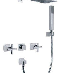 Vòi sen tắm âm tường INAX BFV-81SEHW