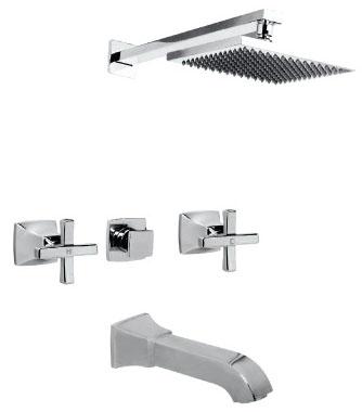Vòi sen tắm âm tường INAX BFV-81SEW
