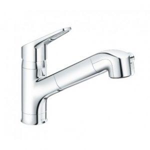 Vòi nước chậu rửa bát INAX JF-AB466SYX