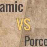 Gạch bán sứ Porcelain và gốm nung Ceramic: Sự lựa chọn tốt nhất