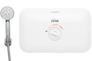 Bình nóng lạnh trực tiếp Ferroli FS-4.5TE