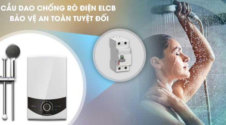 cầu giao chống giật ELCB ariston-smc45e-vn