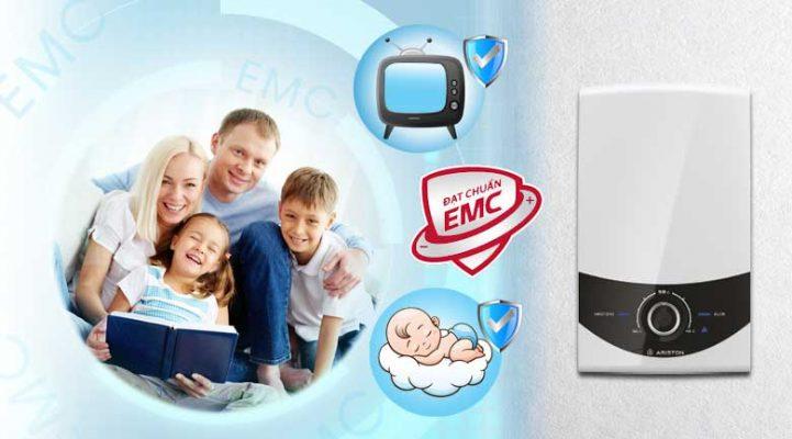 chuẩn tương thích điện từ EMC Ariston SMC45E-VN