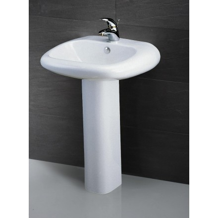 chau lavabo caesar l2560/p2438