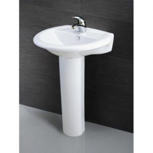 chau lavabo caesar l02360/p2437
