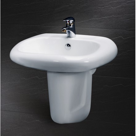 chau rua lavabo caesar l2560/p2441
