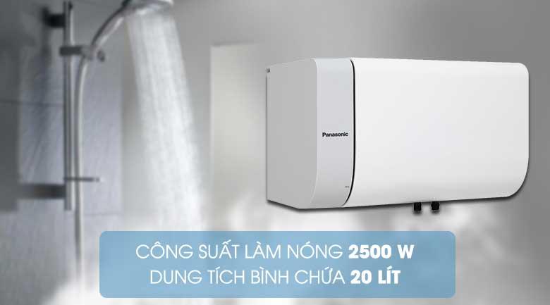 bình DH-20HAM 20 lít công suất 2500W