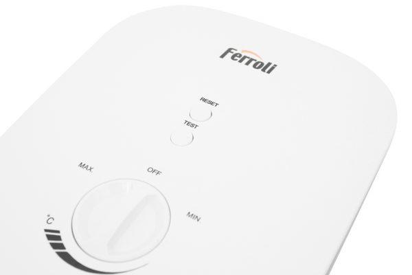 máy nước nóng trực tiếp Ferroli Divo SSN 4.5S