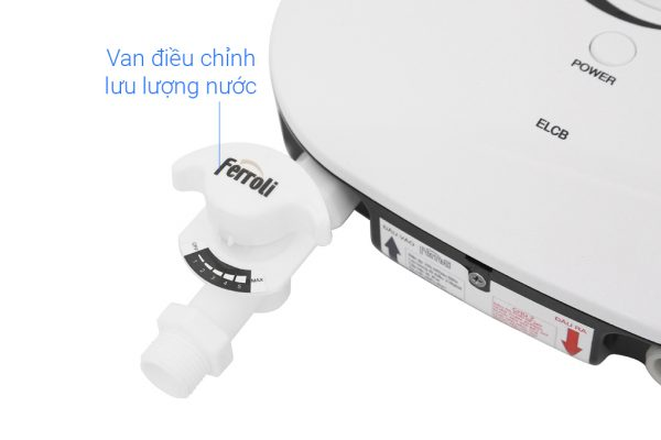 van điều chỉnh Ferroli Divo SSN 4.5S