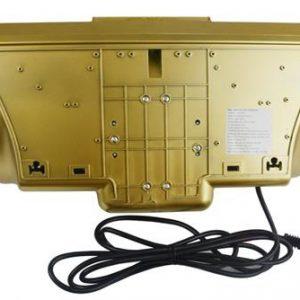 đáy đèn sưởi Kottman 2 bóng K2B-HW-G