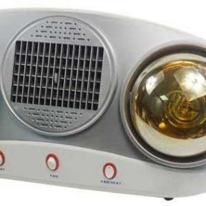 đèn sưởi Kottmann 2 bóng K2B-HW-S