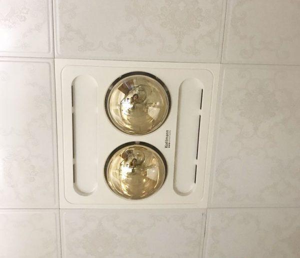 đèn sưởi âm trần Kottmann K9R