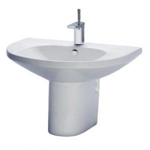 lavabo caesar lf2270/pf2470