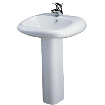 lavabo caesar l2560/p2438
