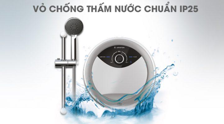 máy nước nóng Ariston RMC45E-VN chống thấm nước