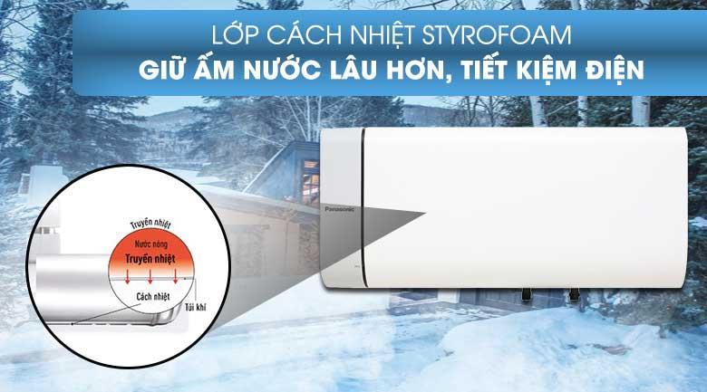 lớp cách nhiệt Styrofoam
