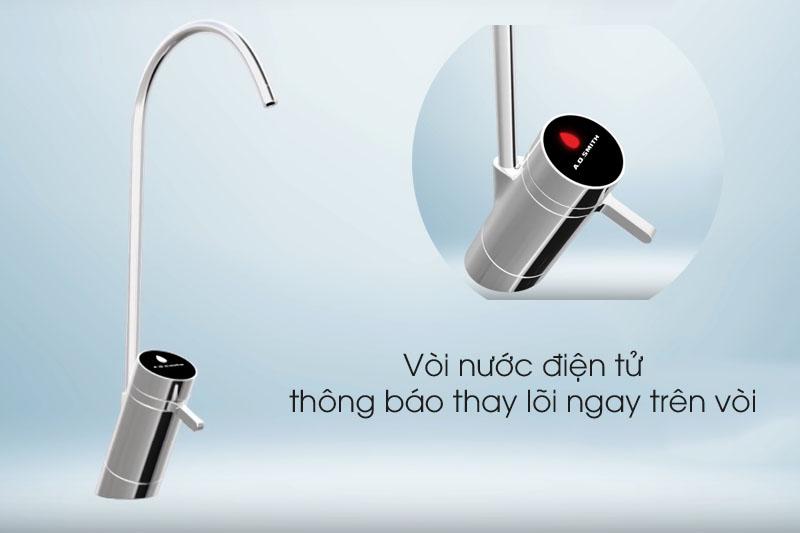 vòi nước điện tử