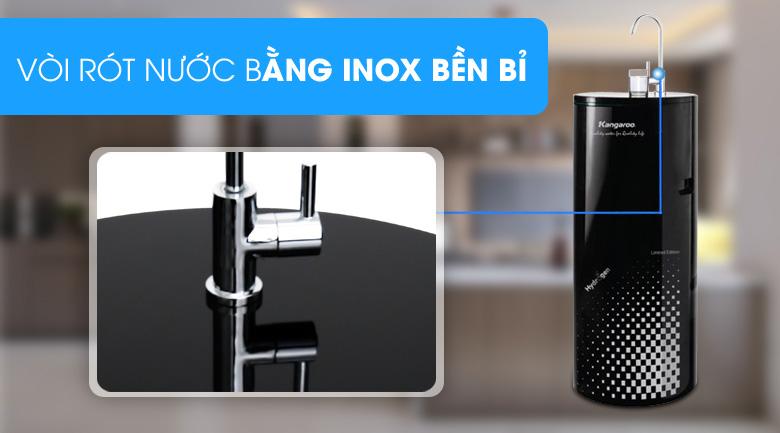 vòi nước inox