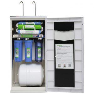 Máy lọc nước nóng lạnh Kangaroo KG10A3 10 lõi