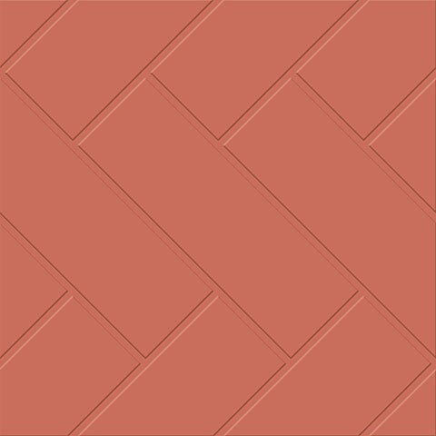 Gạch đỏ lát sân Prime 40x40 10117
