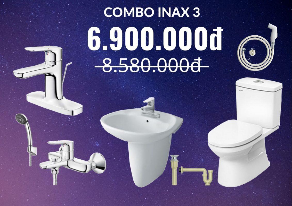 Combo inax 3