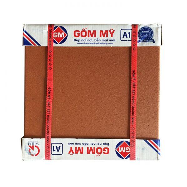 Gạch đỏ cotto Gốm MỸ 40x40