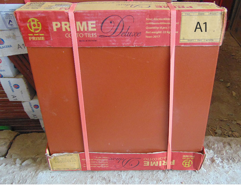 Gạch đỏ Cotto Prime