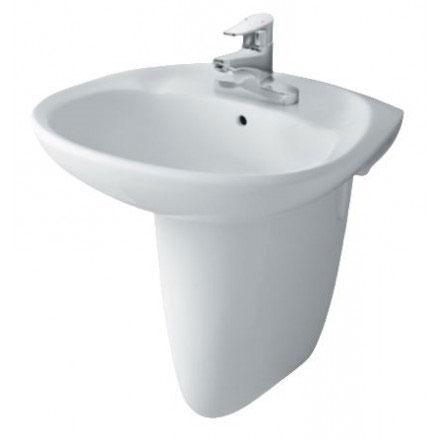 chậu rửa lavabo INAX L-284VC