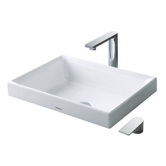 Chậu rửa lavabo đặt bàn TOTO L1715