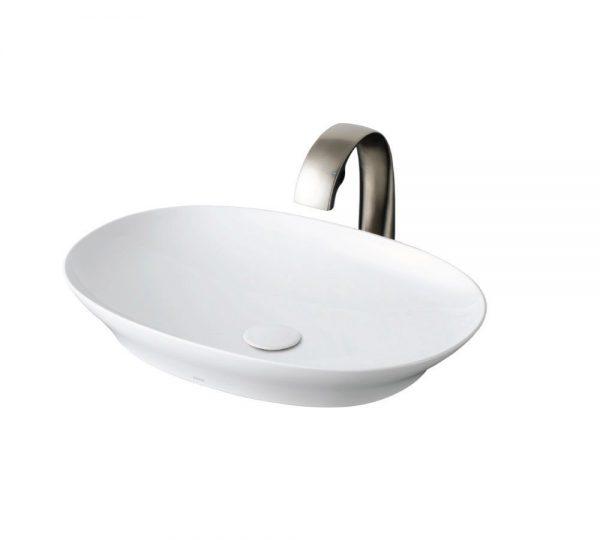 Chậu rửa mặt lavabo đặt bàn TOTO LT4706