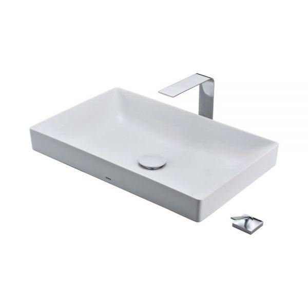 Chậu rửa mặt lavabo đặt bàn TOTO LT4715