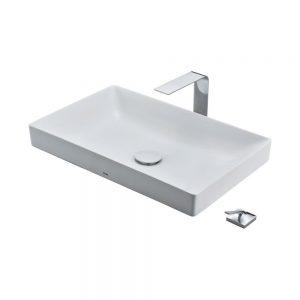 Chậu rửa mặt lavabo đặt bàn TOTO LT4716